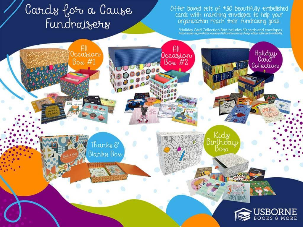 MOPS fundraiser: Cards for a Cause